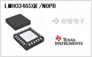 LMH0346SQE/NOPB