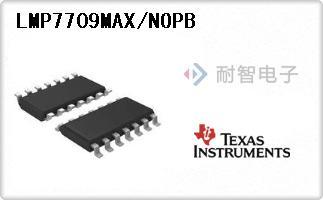 LMP7709MAX/NOPB