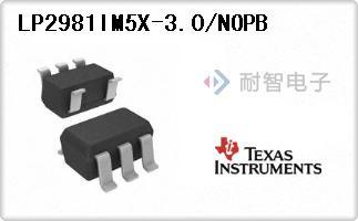 LP2981IM5X-3.0/NOPB