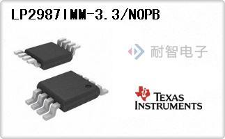 LP2987IMM-3.3/NOPB