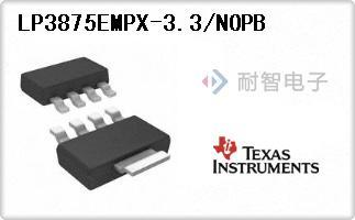 LP3875EMPX-3.3/NOPB