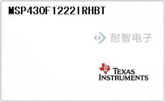 MSP430F1222IRHBT