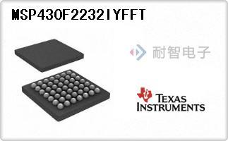 MSP430F2232IYFFT