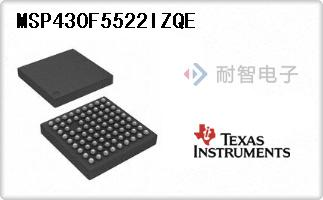 MSP430F5522IZQE