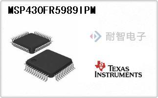MSP430FR5989IPM