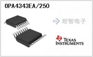 OPA4343EA/250