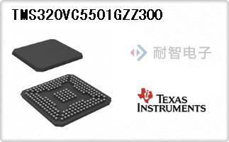 TMS320VC5501GZZ300