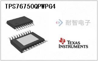 TPS76750QPWPG4