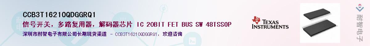 CCB3T16210QDGGRQ1供应商-耐智电子