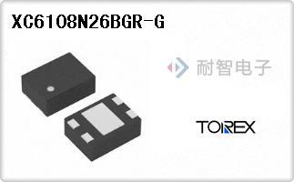 XC6108N26BGR-G