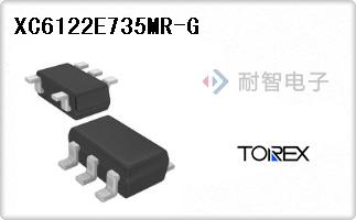 Torex公司的监控器芯片-XC6122E735MR-G