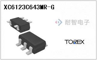 XC6123C643MR-G