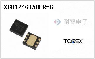 Torex公司的监控器芯片-XC6124C750ER-G