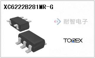 XC6222B281MR-G