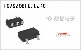 Toshiba公司的栅极和逆变器芯片-TC7SZ08FU,LJ(CT