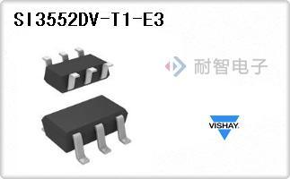 SI3552DV-T1-E3
