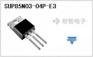 SUP85N03-04P-E3