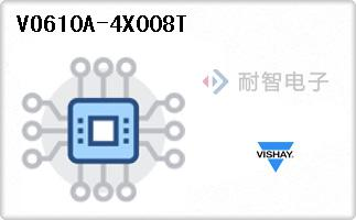 Vishay公司的晶体管,光电输出光隔离器-VO610A-4X008T