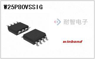 W25P80VSSIG