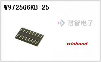 W9725G6KB-25