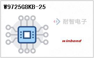 W9725G8KB-25