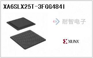 XA6SLX25T-3FGG484I
