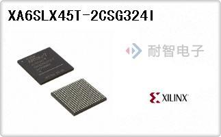 XA6SLX45T-2CSG324I