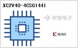 XC2V40-4CSG144I