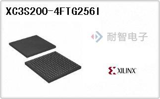 XC3S200-4FTG256I
