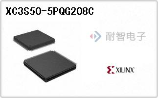 XC3S50-5PQG208C