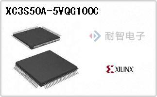 XC3S50A-5VQG100C