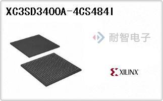 XC3SD3400A-4CS484I