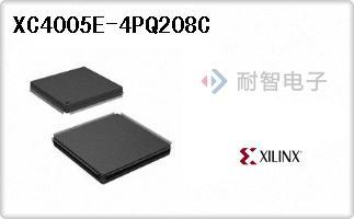 XC4005E-4PQ208C