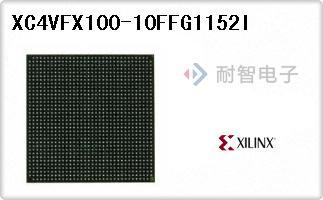 XC4VFX100-10FFG1152I
