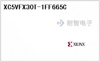 XC5VFX30T-1FF665C