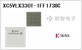 XC5VLX330T-1FF1738C