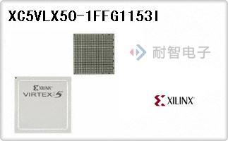 XC5VLX50-1FFG1153I