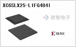 XC6SLX25-L1FG484I