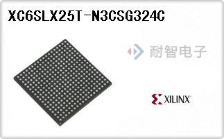 XC6SLX25T-N3CSG324C