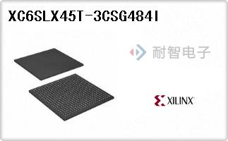 XC6SLX45T-3CSG484I