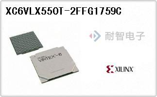 XC6VLX550T-2FFG1759C