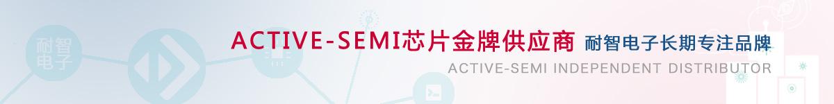 耐智电子是Active-Semi公司在中国的代理商
