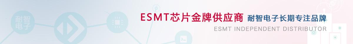 耐智电子是ESMT公司在中国的代理商