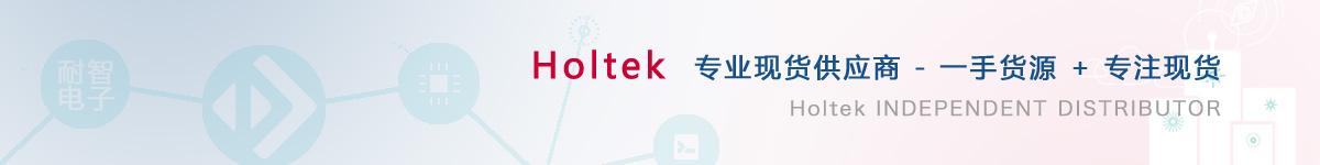 耐智电子是Holtek公司在中国值得信赖的Holtek代理商