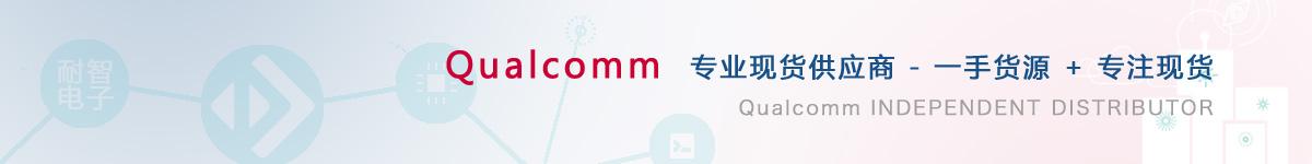 耐智电子是Qualcomm公司在中国值得信赖的Qualcomm代理商