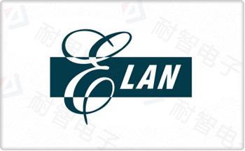 Elan公司的LOGO