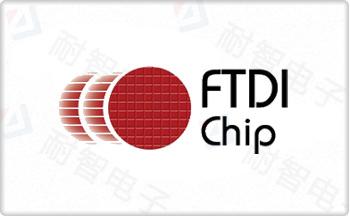 FTDI公司的LOGO