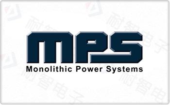 MPS公司的LOGO