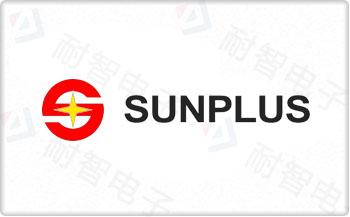 Sunplus公司的LOGO