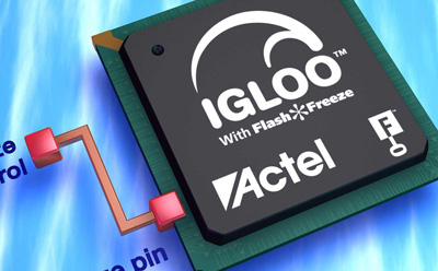 Microsemi花4.3亿美元收购Actel公司